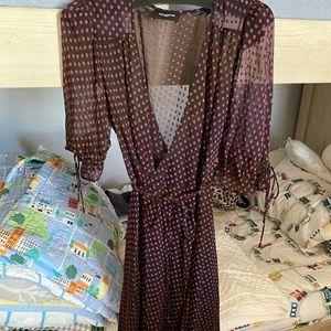The Kooples happy polka dot dress, NWT1